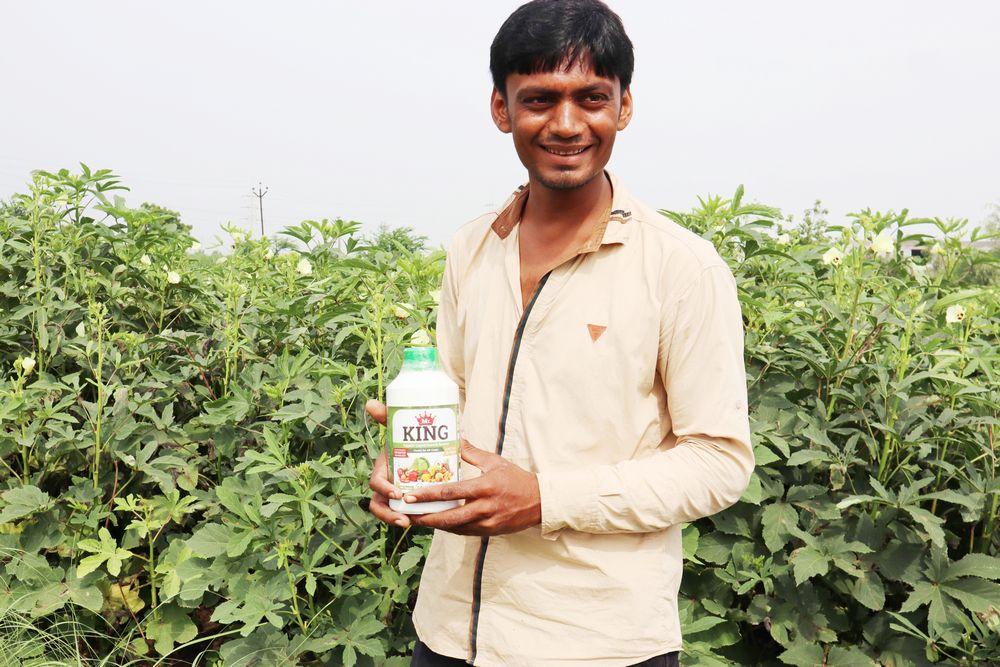 Agriculture - Dungari, Gujarat, India