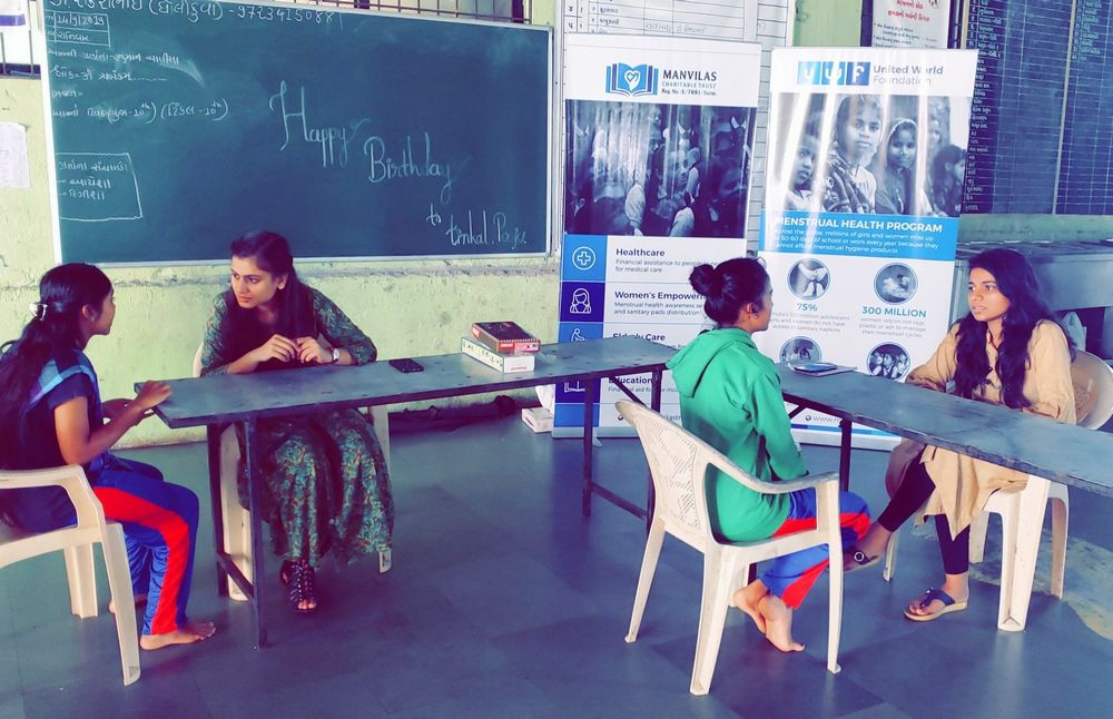 Hari Om School, Surat, Gujarat, India